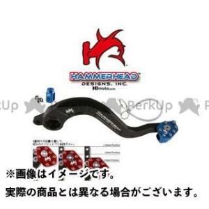 ハンマーヘッド ブレーキペダル ローテーティングティップ ブラック  HammerHead|motoride