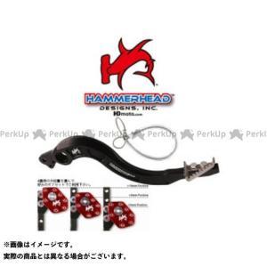 ハンマーヘッド R1200GS リアブレーキペダル チタンティップ 7801350044   HammerHead|motoride