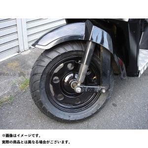 スパンキーズ ジャイロアップ ジャイロX ジャイロUP・ジャイロX用10インチ極太フロントストリートタイヤ motoride
