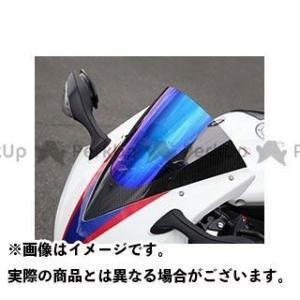 Magical Racing カーボントリムスクリーン 材質:綾織りカーボン製 カラー:スモーク CBR1000RR