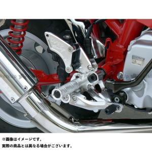 【無料雑誌付き】オーバーレーシング モンキー バックステップ 3ポジション ディスク OVER RACING|motoride
