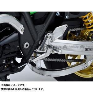 【無料雑誌付き】オーバーレーシング バックステップ 4ポジション タイプ2 カラー:シルバー OVER RACING|motoride