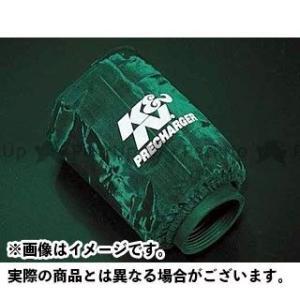 汎用  フィルター長:102mm フィルター部外径:51 89mm ブラック K&Nフィルターの防塵...