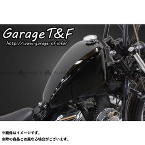 ガレージT&F ドラッグスター250(DS250) ハイマウントスリムスポーツスタータンクキット(Ver II) motoride