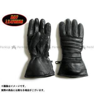 EASYRIDERS HOT LEATHERS ガントレットグローブ(ブラック) サイズ:M|motoride