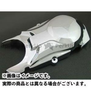 ライズコーポレーション スカイウェイブ250 スカイウェイブ用(CJ41A/42A/43A) メッキプーリーケースカバー2|motoride