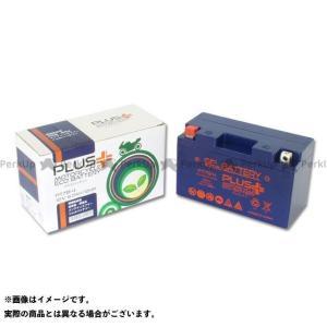ライズコーポレーション RISE CORPORATION PLUS(プラス)バッテリー ジェルタイプ PT7B-4(GT7B-4 互換)|motoride