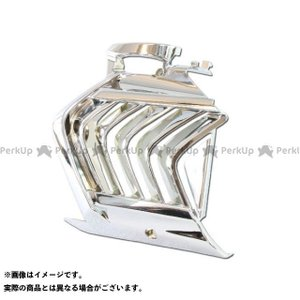 ライズコーポレーション マジェスティS マジェスティS SMAX(SG28J SG271):メッキ ラジエーターカバー RISE CORPORATI…|motoride