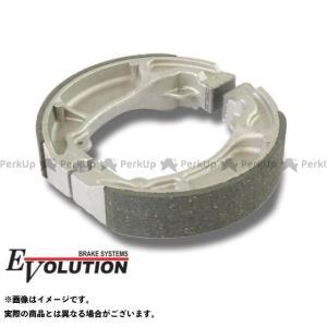 ライズコーポレーション RISE CORPORATION エボリューション ドラムブレーキシュー EV-160S|motoride