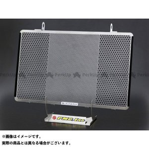 PMC ニンジャZX-6R ヘックス・コア・プロテクター ラジエター用   ピーエムシー|motoride