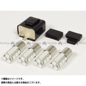 SP武川 PCX125 PCX150 ハイパーLEDウインカーバルブキット(1台分)|motoride