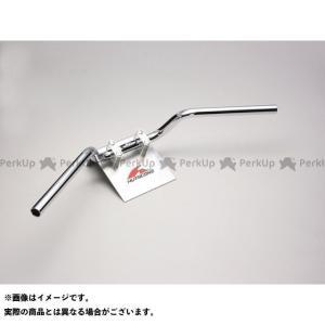 GSR400 クロームメッキ ハンドル:スチール製クロームメッキ(外径φ22.2mm、内径φ18mm...