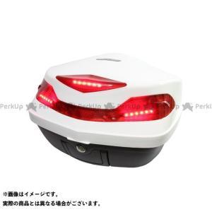 【無料雑誌付き】ライズコーポレーション 汎用 汎用 リアボックス Gタイプ 48L ホワイト RISE CORPORATION|motoride