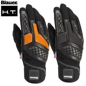 (ブラウアー H.T./Blauer H.T.)アーバン スポーツ バイク ライディンググローブ ナ...