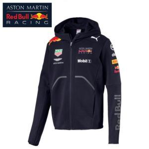 Red Bull Racing レッドブル ジャケット フーディー・スウェットジャケット ネイビー F1 アイテム PUMA プーマ パーカー プレゼント ギフト...
