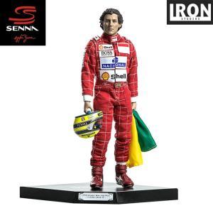 送料無料 アイルトン セナ グッズ Ayrton Senna Classic Collection 世界限定 2000セット アイルトン・セナ 1/6 フィギュア F1 ギフト