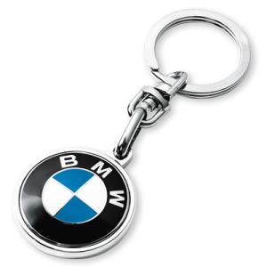 BMW ロゴ・キーリング(まとめ買いで送料無料) motormagazine