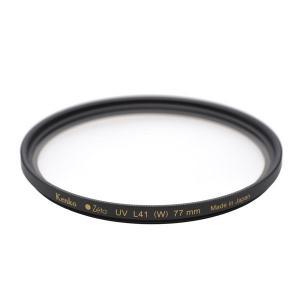 ケンコー kenko【ハイエンドUVフィルター】52mm Zeta L41(UV)フィルター 薄枠(まとめ買いで送料無料)|motormagazine
