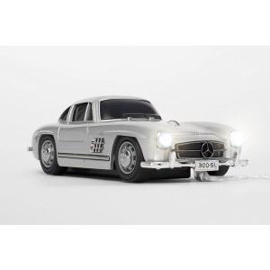 クリックカープロダクト「クリックカーマウス」ワイヤード(有線)光学式マウス(Mercedes 300SL oldtimer)(あすつく対応/まとめ買いで送料無料)|motormagazine