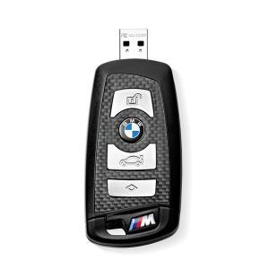 BMW純正 USBメモリー・スティック(8GB)リモートコントロール・キーM|motormagazine