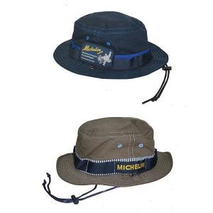 ミシュラン ハット ネイビー(MICHELIN Hat Navy)(メンズ 帽子冬 グッズ アウトドア サファリハット)(あすつく対応/まとめ買いで送料無料)|motormagazine