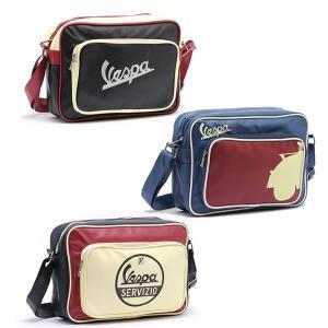 ベスパ ショルダーバッグ(横型)/Vespa Shoulder Bag(メンズ バック ショルダー かばん 鞄 ショルダーバック 男性 カバン) motormagazine
