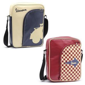ベスパ ショルダーバッグ(フロントポケット)Vespa Shoulder Bag(メンズ バック ショルダー かばん 鞄 ショルダーバック 男性 カバン) motormagazine
