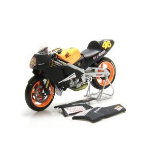 ミニチャンプス(MINICHAMPS)ホンダ NSR500 V.ロッシ テストバイク2000 1/12スケールミニチュアバイク motormagazine
