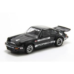 ミニチャンプス(MINICHAMPS)ポルシェ 911 IROC RSR 2.8 GEORGE FOLLMER リバーサイド IROC 2 1973 ウイナー 1/43スケールミニカー motormagazine