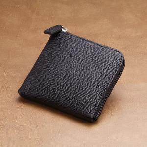 工房「悠」 カードが入るハンサツ(メンズ ウォレット 薄い財布 薄型 コンパクト モーターマガジン)|motormagazine