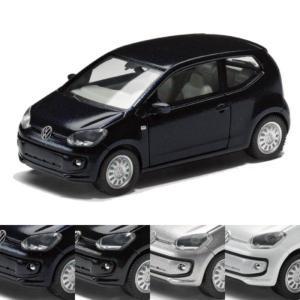 Volkswagen(フォルクスワーゲン)up!コレクション up! 2door 1/87スケールミニチュアカー(まとめ買いで送料無料) motormagazine