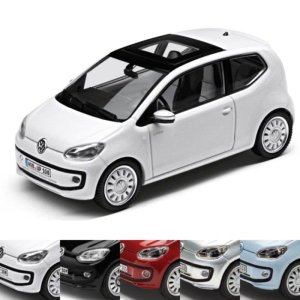 Volkswagen(フォルクスワーゲン)up!コレクション up! 2door 1/43スケールミニチュアカー(送料無料)|motormagazine