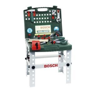 BOSCH(ボッシュ)ミニワークセンター(おもちゃ 工具セット 工具 車 くるま 男の子 子供 子ども おもちゃ箱 大工さん 知育玩具 知育(送料無料/あすつく対応)|motormagazine