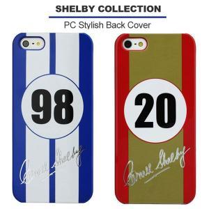 iPhone5/5s 専用ケース Shelby(シェルビー)PCバックカバー ゼッケン&サイン(まとめ買いで送料無料)|motormagazine