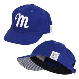 ミシュラン ボールキャップ カービングM ブルー(MICHELIN Ball cap Curving M/Blue)280641(グッズ 帽子 キャップ)(あすつく対応/まとめ買いで送料無料)|motormagazine