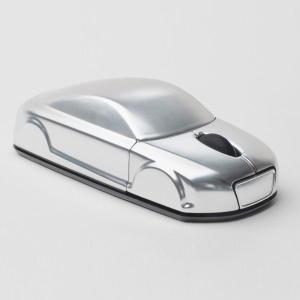 クリックカーマウス アウディデザイン ワイヤレスマウス(無線電池式)(マウス ワイヤレス 車 pc パソコン パソコンマウス パソコン(送料無料/あすつく対応)|motormagazine