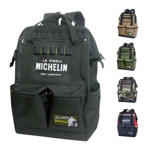 ミシュラン リュック 4wayバッグ(4waybag/Michelin)(グッズ バックパック カバン リュック リュックサック)(送料無料/あすつく対応)|motormagazine