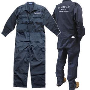 ミシュラン 長袖つなぎ/ジャンプスーツ クレルモン3 (MICHELIN LS Boiler-suits / Clermont3)(送料無料/あすつく対応)|motormagazine