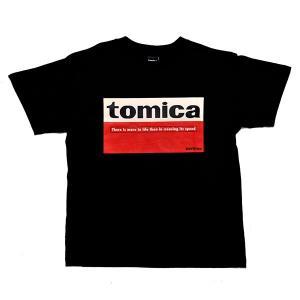 tomica(トミカ)Tシャツ スクエア(あすつく対応/まとめ買いで送料無料)|motormagazine