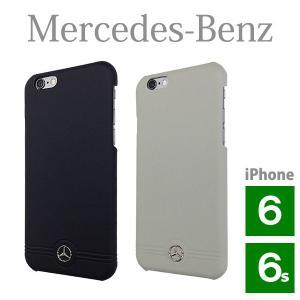 メルセデス・ベンツ 本革 ハードケース フロントグリル (iPhone 6/6S用) Pure Line Genuine leather Front Grill Hard case(送料無料)|motormagazine