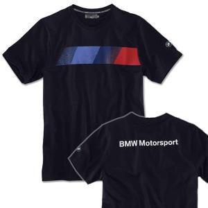BMW MOTORSPORT ファン Tシャツ(メンズ)(送料無料)|motormagazine