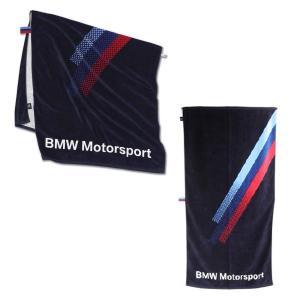 BMW MOTORSPORT タオル 8023 2446 462(送料無料)|motormagazine