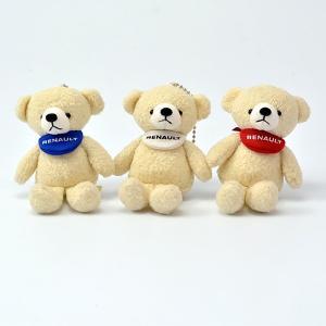 ルノー ベア キーチェーン / RENAULT bear keychain EJPMAXDO01(まとめ買いで送料無料)|motormagazine