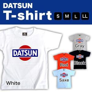 ダットサン Tシャツ / DATSUN t-shirt(あすつく対応/まとめ買いで送料無料)|motormagazine