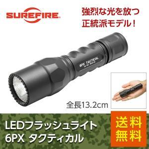 シュアファイア LEDフラッシュライト 6PX タクティカル / SUREFIRE LED Flashlight 6PX TACTICAL(送料無料)|motormagazine