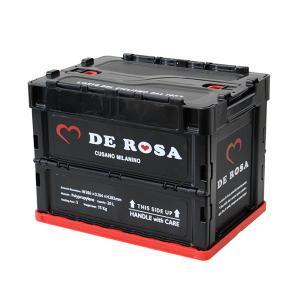 デローザ 折り畳みコンテナ 20L (De Rosa container 20L 740107)(送料無料/あすつく対応)|motormagazine