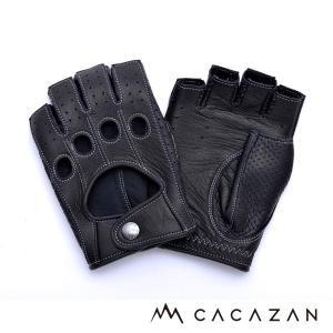 【予約商品:納期5月下旬から6月上旬】カカザン ドライビンググローブ CACAZAN DDR-070...
