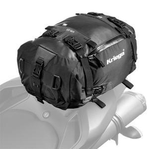 クリーガ(Kriega)防水ドライバッグ US-20(バイク リュック バッグ シートバッグ タンクバッグ ツーリングバッグ 日帰り バイク用品)(送料無料)