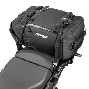 クリーガ(Kriega)防水ドライバッグ US-30(バイク リュック バッグ シートバッグ タンクバッグ ツーリングバッグ 日帰り バイク用品)(送料無料)|motormagazine