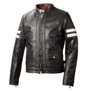 デグナー(DEGNER)メッシュレザージャケット ROLE AND CODE RACJ-17/ブラック(ジャケットのおしゃれ メンズファッション メンズのファッション)(送料無料)|motormagazine